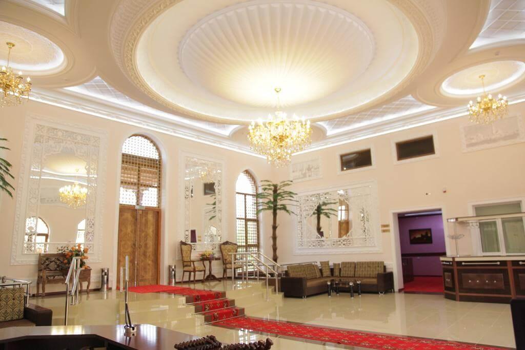 Гостиница Кибла Тозабог Хива холл 3