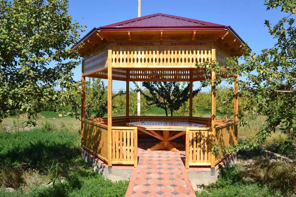 Гостиница Кибла Тозабог Хива