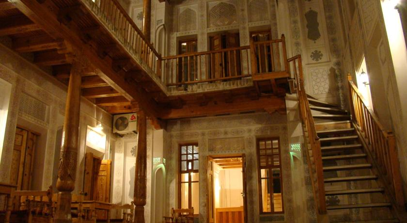 Гостиница Комил Бухара 1