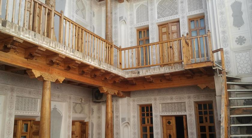 Гостиница Комил Бухара 9