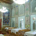 Гостиница Комил Бухара ресторан 4