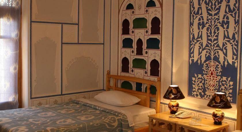 Гостиница Комил Бухара твин 2
