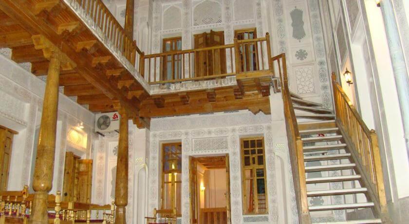 Гостиница Комил Бухара