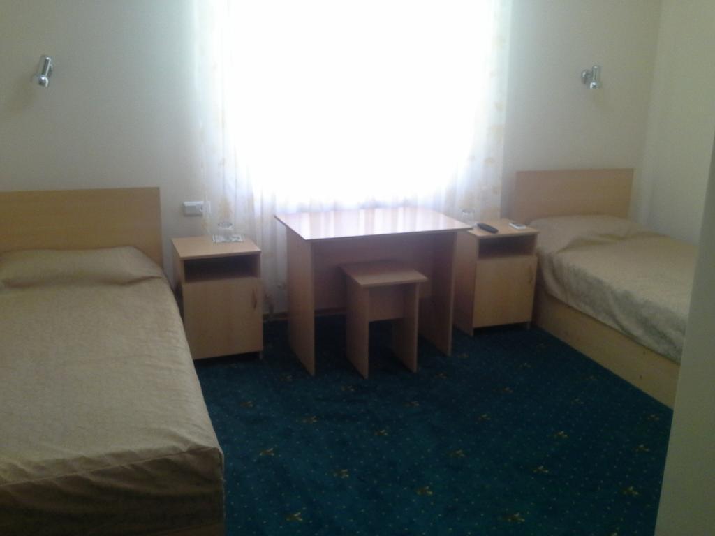 Гостиница Кувончой Бону Хива твин 4