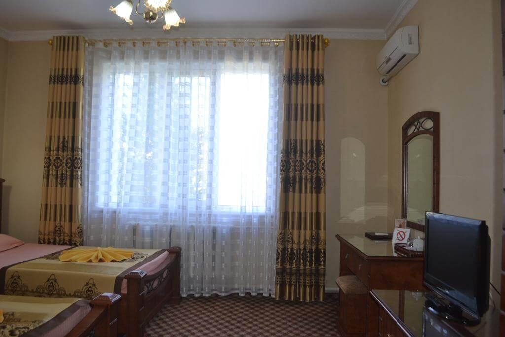 Гостиница Кувончой Бону Хива твин 6