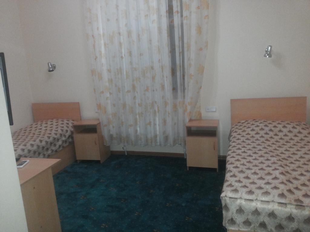 Гостиница Кувончой Бону Хива твин 7
