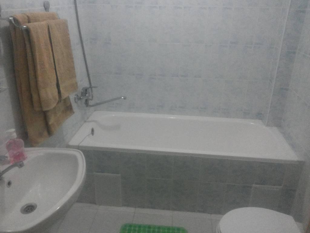 Гостиница Кувончой Бону Хива ванная 1