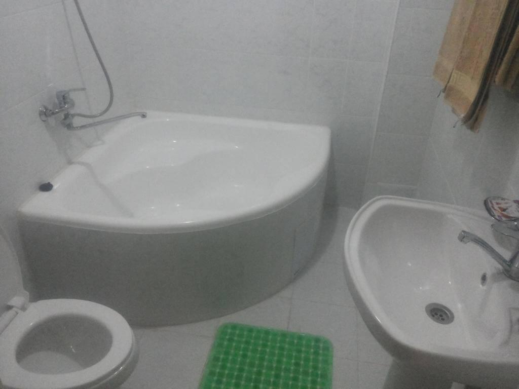 Гостиница Кувончой Бону Хива ванная 2