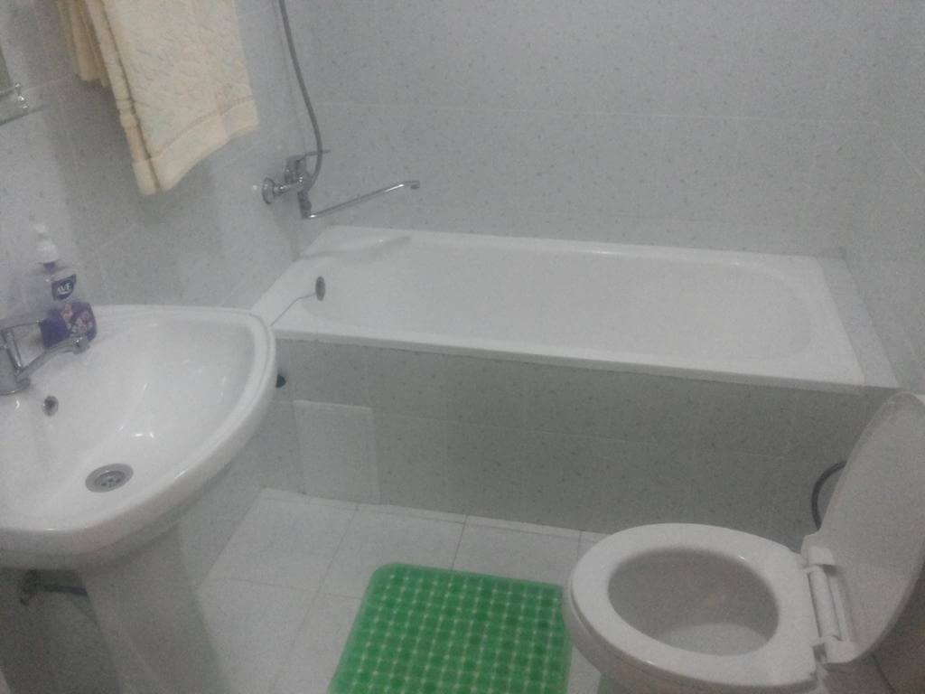 Гостиница Кувончой Бону Хива ванная 3