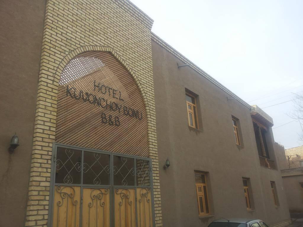 Гостиница Кувончой Бону Хива