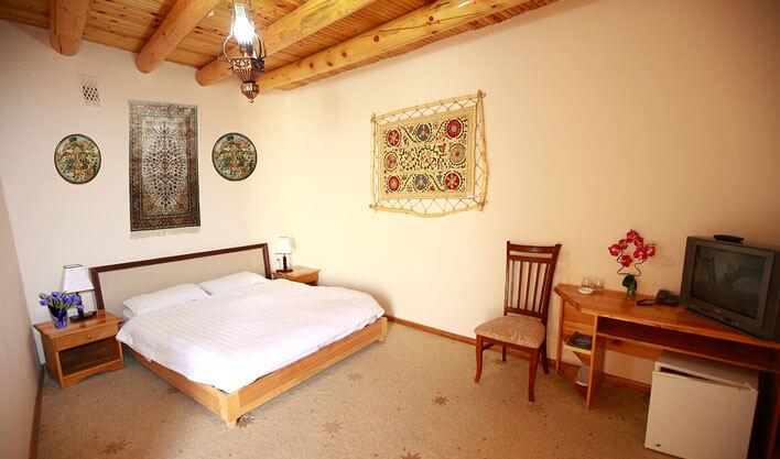 Гостиница Лаби Хавуз Бухара дабл 1