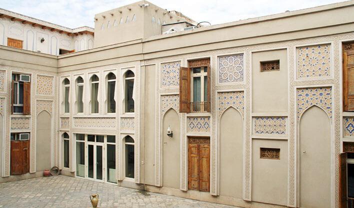 Гостиница Лаби Хавуз Бухара двор 3