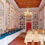 Гостиница Лаби Хавуз Бухара ресторан 1
