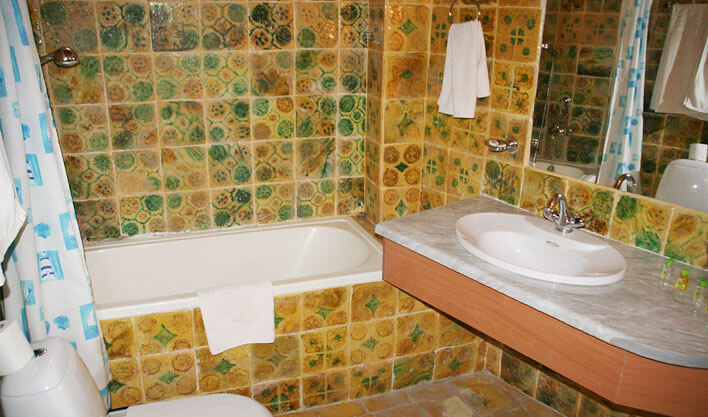 Гостиница Лаби Хавуз Бухара ванная 2