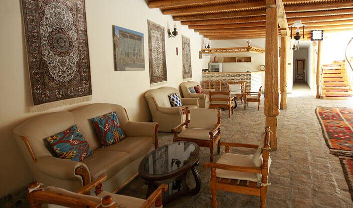 Гостиница Лаби Хавуз Бухара