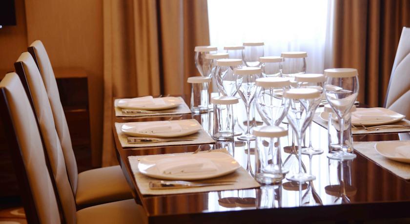 Гостиница Лотте Ташкент ресторан 2