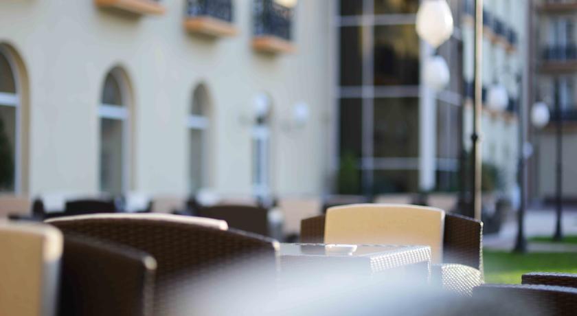 Гостиница Лотте Ташкент ресторан 4