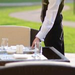 Гостиница Лотте Ташкент ресторан 5