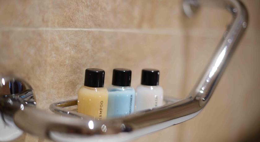 Гостиница Лотте Ташкент ванная 2