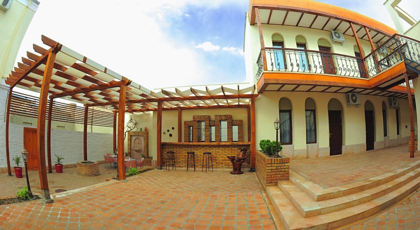 Гостиница Малика Бухара двор 1