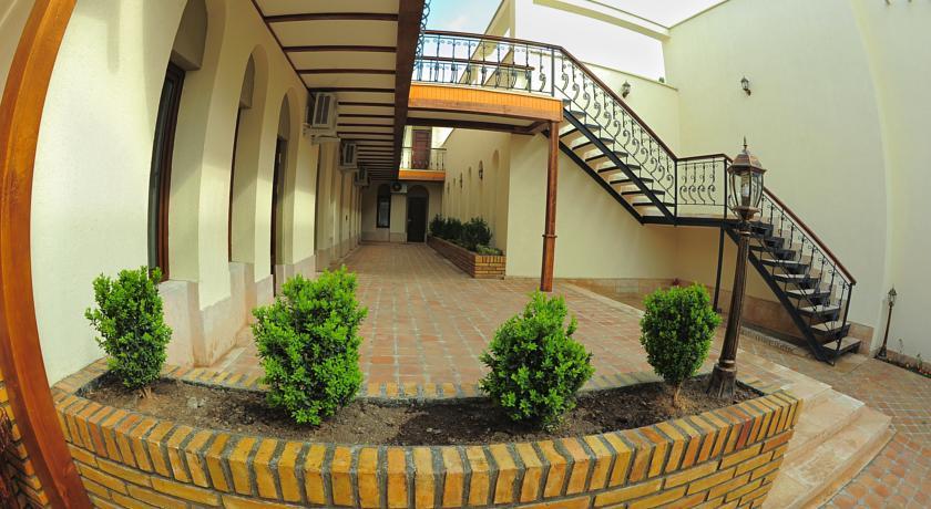 Гостиница Малика Бухара двор 2