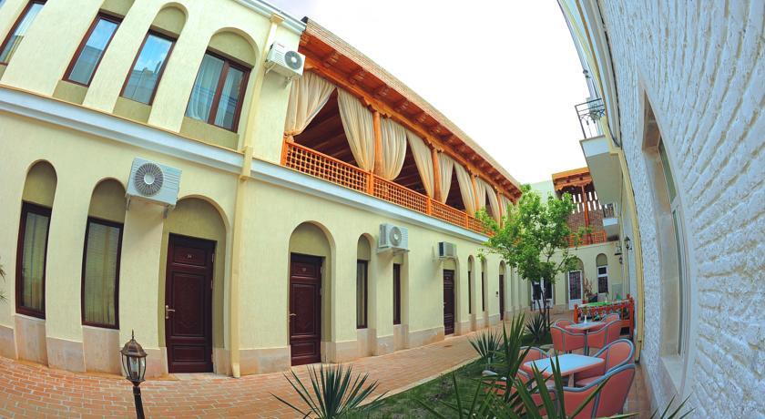 Гостиница Малика Бухара двор 4