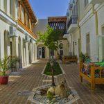 Гостиница Малика Бухара двор 5