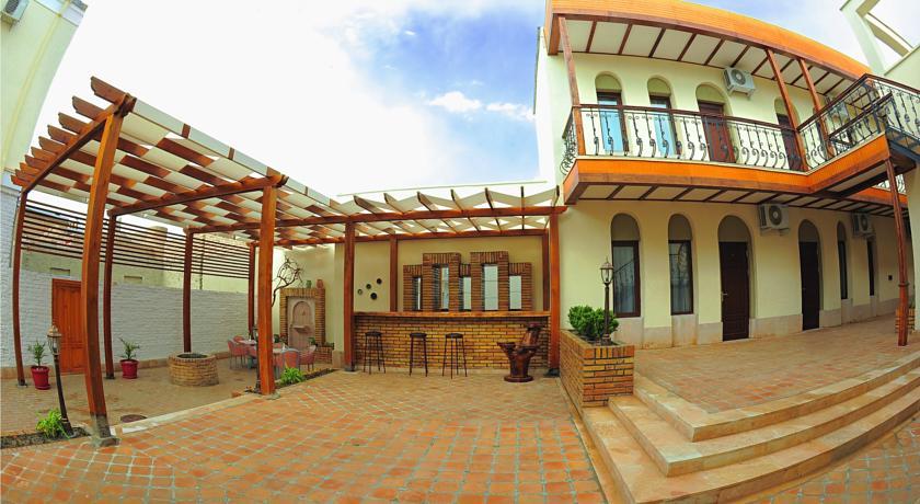 Гостиница Малика Бухара двор 6