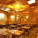 Гостиница Малика Бухара ресторан 4