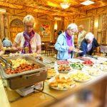 Гостиница Малика Бухара ресторан 5