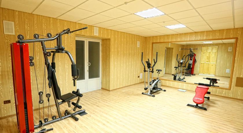 Гостиница Малика Бухара тренажерный зал