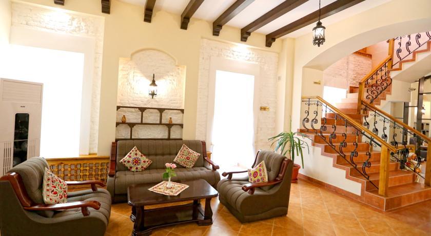 Гостиница Малика Бухара холл 2