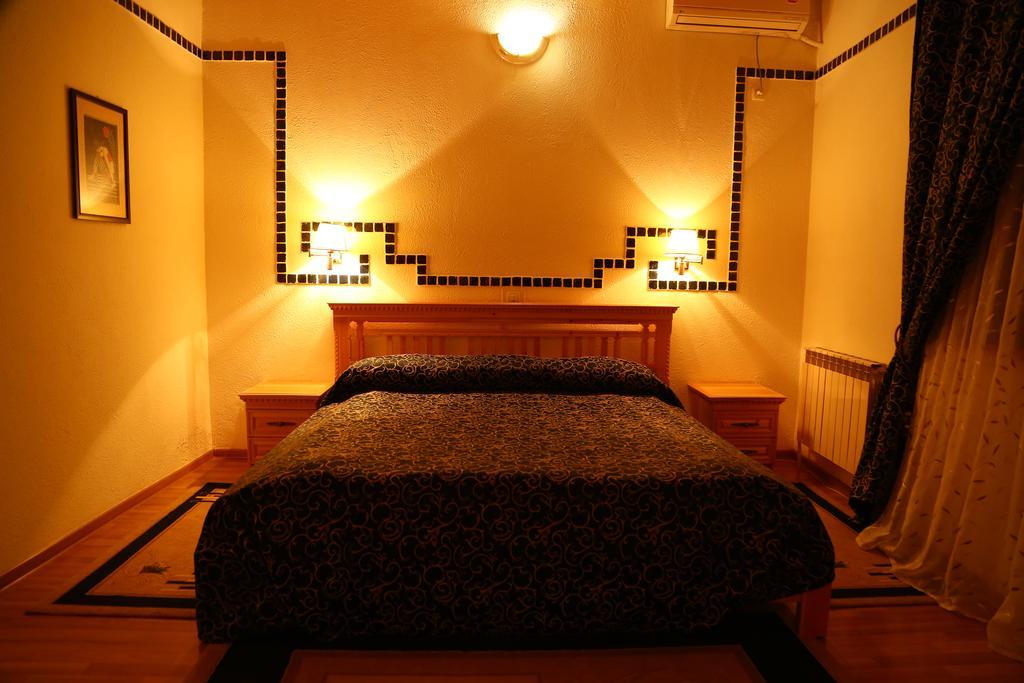 Гостиница Малика Прайм Самарканд дабл 1