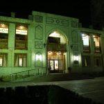 Гостиница Малика Прайм Самарканд фасад 1