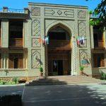Гостиница Малика Прайм Самарканд фасад 3