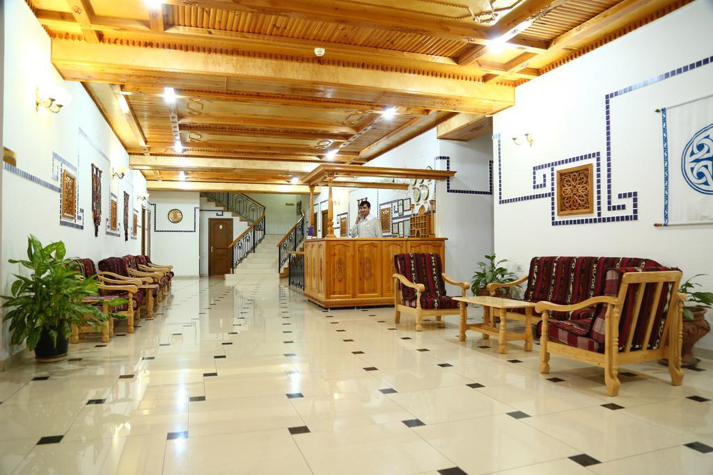 Гостиница Малика Прайм Самарканд ресепшн 1