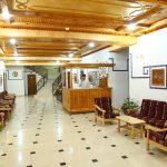 Гостиница Малика Прайм Самарканд ресепшн 3
