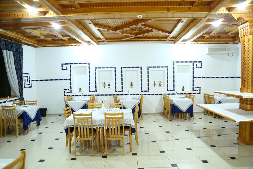 Гостиница Малика Прайм Самарканд ресторан 7