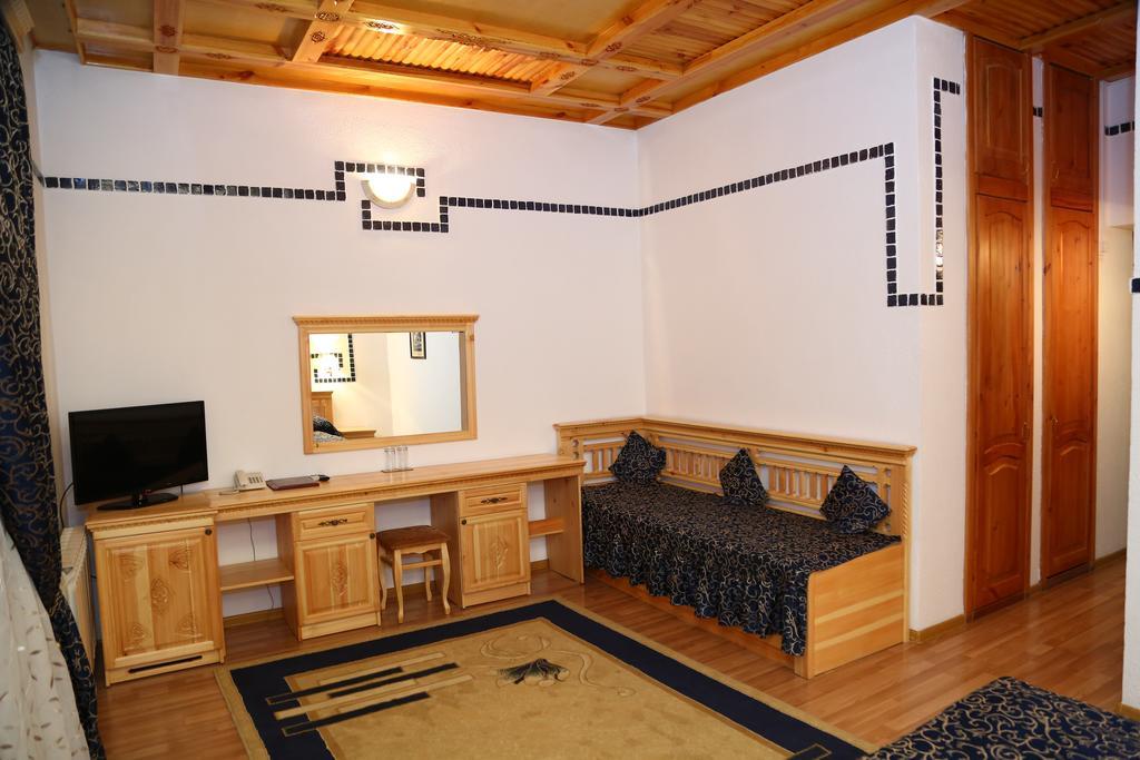 Гостиница Малика Прайм Самарканд твин 1