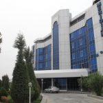 Гостиница Меридиан Термез фасад