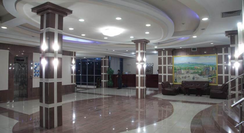 Гостиница Меридиан Термез холл