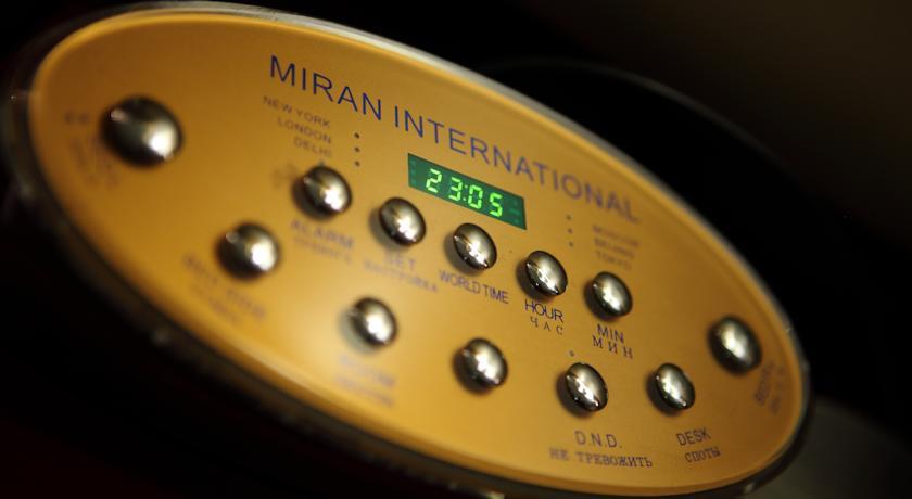 Гостиница Миран Интернатионал Ташкент 1