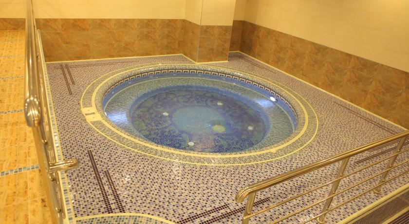 Гостиница Миран Интернатионал Ташкент бассейн 2