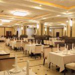Гостиница Миран Интернатионал Ташкент ресторан 1