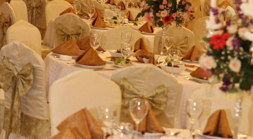 Гостиница Миран Интернатионал Ташкент ресторан 2