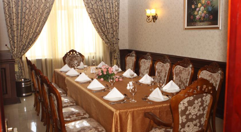 Гостиница Миран Интернатионал Ташкент ресторан 3