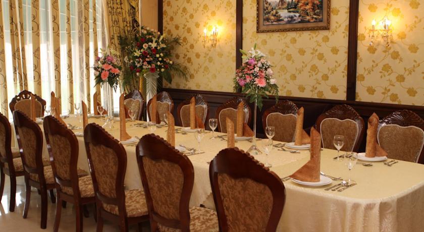 Гостиница Миран Интернатионал Ташкент ресторан 4