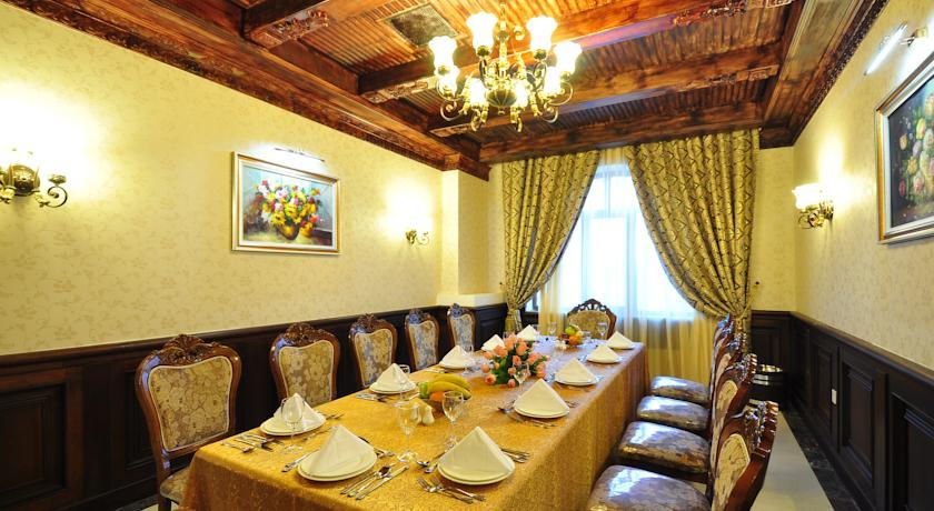 Гостиница Миран Интернатионал Ташкент ресторан 5