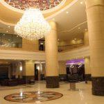Гостиница Миран Интернатионал Ташкент холл 1