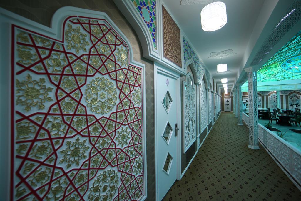 Гостиница Модарихон Бухара 1